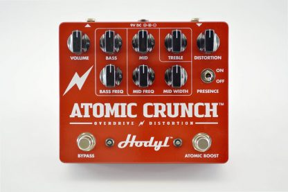 Atomic Crunch